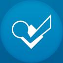 foursquare social icon