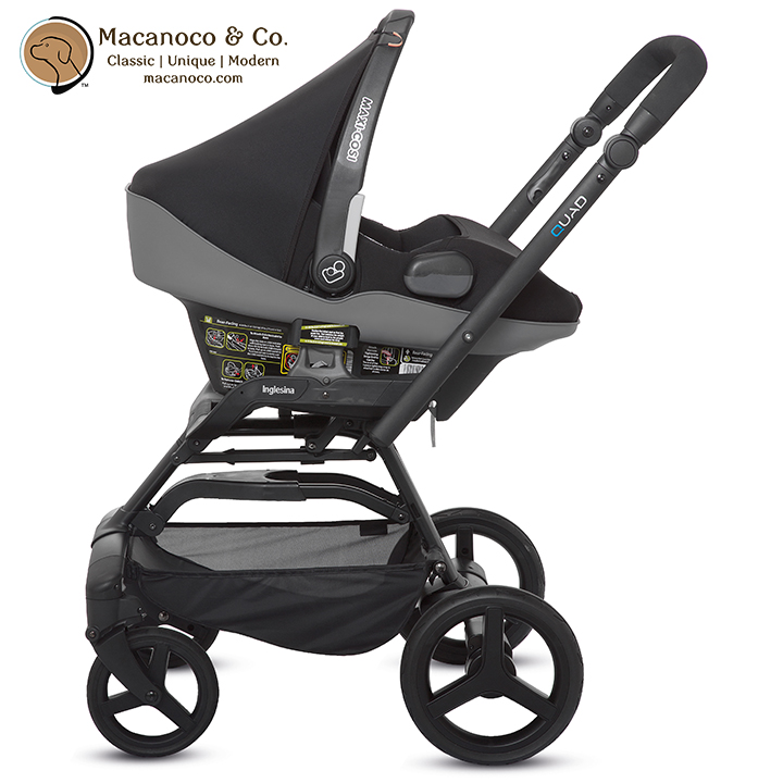 Quad And Trilogy Stroller Car Seat Adapter Macanoco And Co