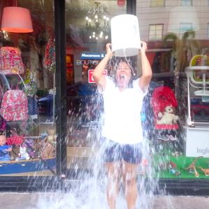 ALS Ice Bucket Challenge, ALS Ice Bucket Challenge