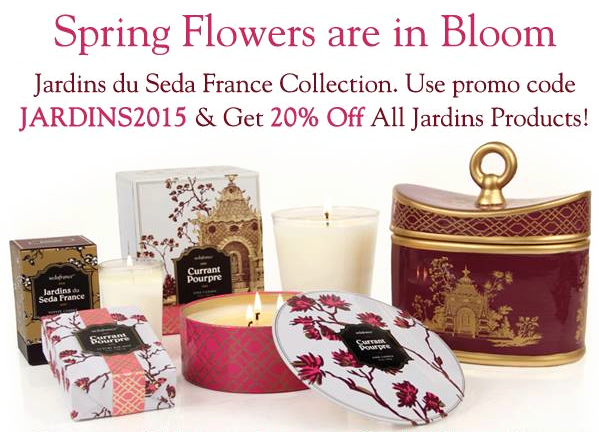 Spring Flowers are in Bloom with Seda France!, Spring Flowers are in Bloom with Seda France!