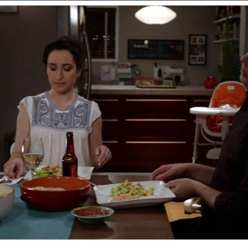Spotted: Inglesina Zuma Highchair on CBS's new comedy Life in Pieces, Spotted: Inglesina Zuma Highchair on CBS's new comedy Life in Pieces